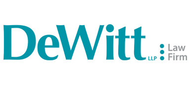 DeWitt LLP Law Firm Logo
