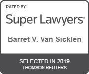 Barret V. Van Sicklen